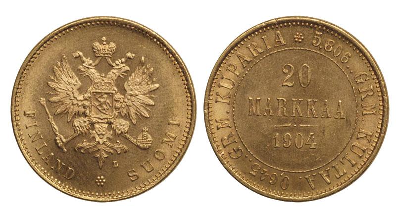 Финские монеты царские ценность монет 2003 года